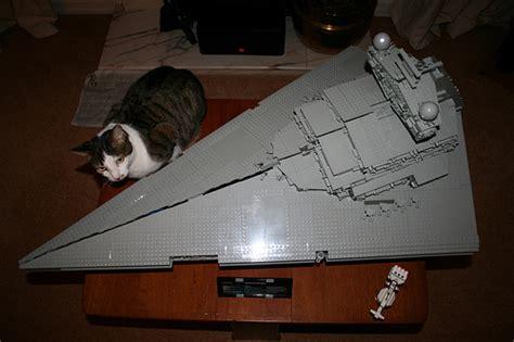 White Livingroom Lego 10030 Imperial Star Destroyer Living Room