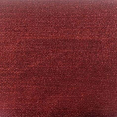 Imperial Upholstery by Burgundy Velvet Designer Upholstery Fabric Imperial