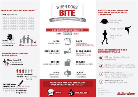cdc bite statistics infographic showing bite statistics quotes