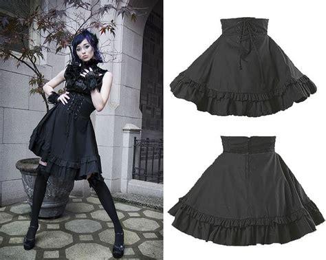 retroscope fashions brings you unique elegant gothic lovely gothic quot corset quot detail skirt clothes that
