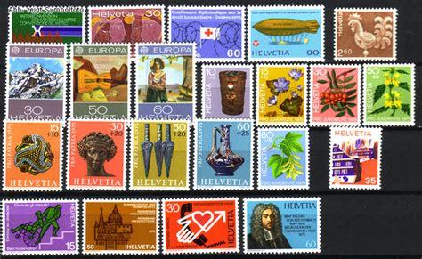 Brief Schweiz Günstig Briefmarken Schweiz Jahrgang 1975 Komplett Michel Nr 1046 1068 Postfrisch G 252 Nstig Kaufen Im