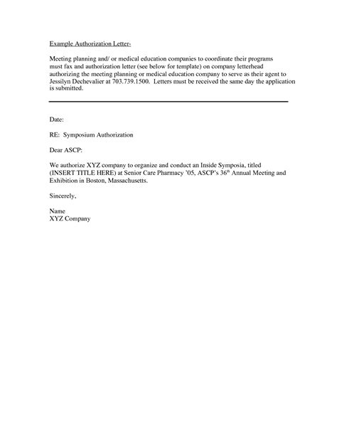 authorization letter draft format authorization letter to get transcript of records sle