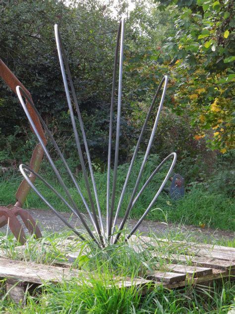 metal garden sculptures metal sculpture for home and garden commissions undertaken
