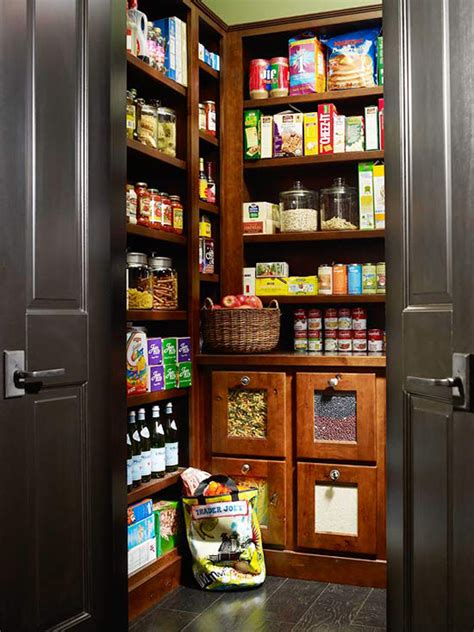 walk in kitchen pantry design ideas 20 modern kitchen pantry storage ideas home design and