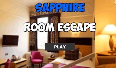 sapphire room escape sapphire room escape il gioco