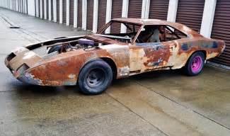 Dodge Daytona History Tragic History 1969 Dodge Charger Daytona