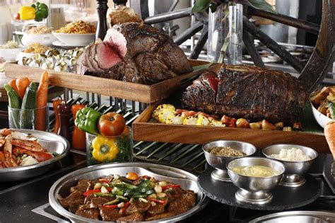 new year buffet manila food shorts new year feasts buffets abs cbn news