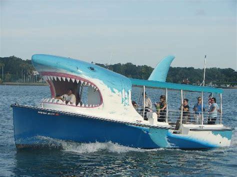 virginia aquarium dolphin watching boat trips mega bite 40ft shark themed boat clearwater beach fl