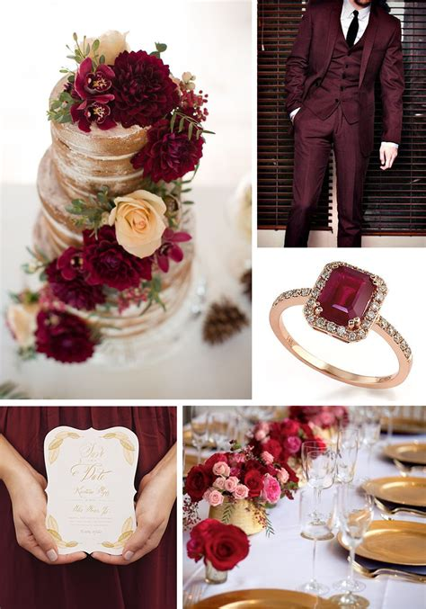 fall wedding colors 2015 marsala fall winter 2015 color trends strictly weddings