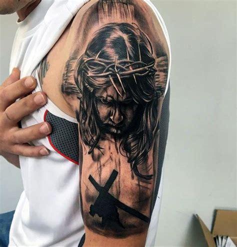 tattooed love boys designs guys skulls tribal crosses