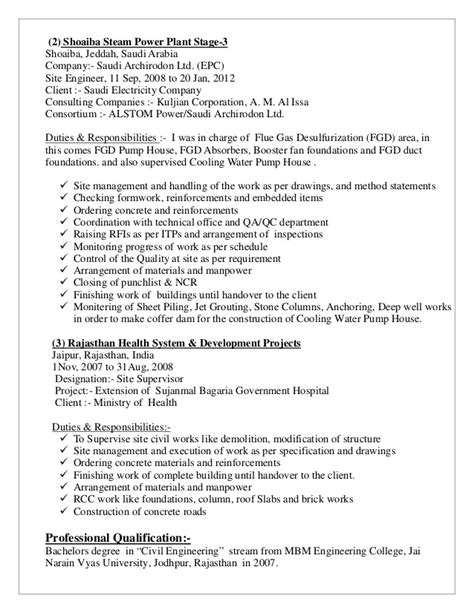power plant electrical engineer resume sle resume of electrical engineer power plant