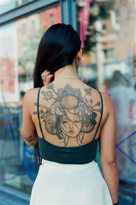 geisha ink tattoo original size of image 649950 favim com