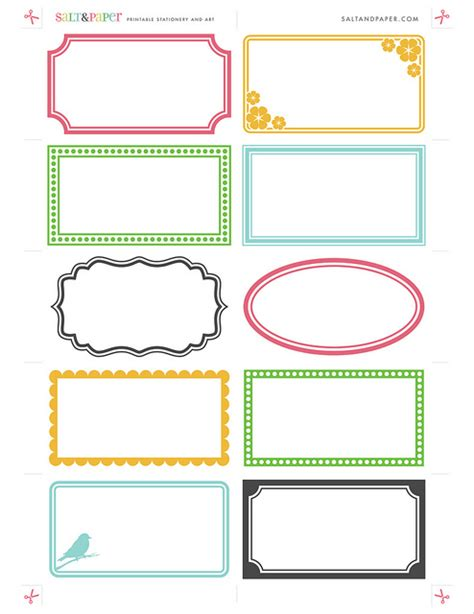 best photos of avery labels free printable avery label
