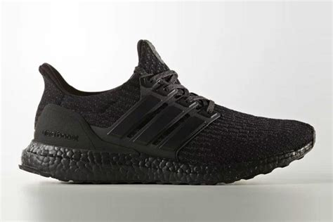 Sepatu Sneakers Adidas Ultra Boost 3 0 Black Gradepremium 40 44 adidas ultra boost 3 0 black sneaker freaker