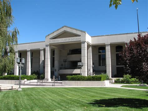 Nv Supreme Court Search Think Tank Finally Pulls The Trigger On Defiance Of Nevada