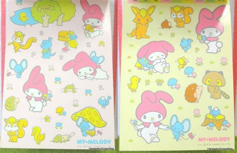 Boneka My Melody Edition Original Sanrio Japan vintage japanese sanrio 1976 my melody kawaii