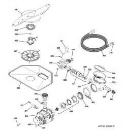 Ge Power 3 Dishwasher Parts I A Ge Profile Dishwasher Power 7 Model