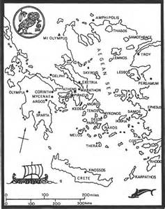 Historical Outline Map 7 Ancient Greece Answers by 197 Best Images About Ancient Greece For On Ancient Greece Vases And Vase