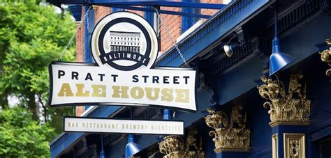 pratt street ale house baltimore md pratt street ale house baltimore bar restaurant brewery nightlife pratt street