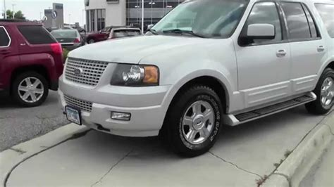 how cars engines work 2005 ford expedition auto manual 2005 ford expedition limited 4wd 3i140013 youtube