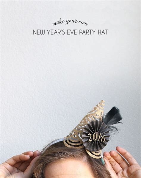 how to make new year hats new year s mini hats at darice lou