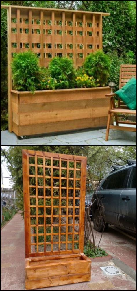 backyard privacy solutions 114 best images about build it on pinterest diy swing