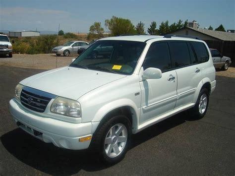 Suzuki Xl 2003 Suzuki Xl 7 Information And Photos Momentcar
