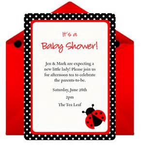 cheap ladybug baby shower invitations baby shower book poem home decorating interior design