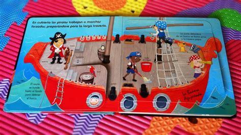 un barco muy pirata libro la isla calavera