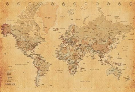 wall mural maps world map wallpaper wall murals ireland
