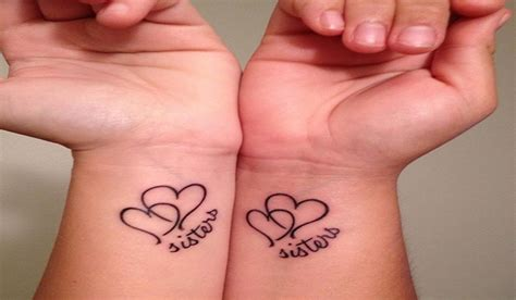 sister heartbeat tattoo tattoos tattoos ideas awesome