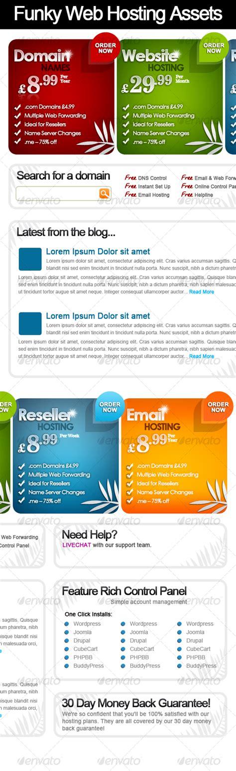 Web Hosting Company Psd Website Template Boshanka Web Hosting Company Template
