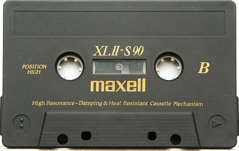 maxell cassette brands of now and in the past page 5 uk vintage