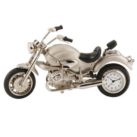 Suche Chopper Motorrad by Die Silberne Schreibtischuhr Motorrad Chopper
