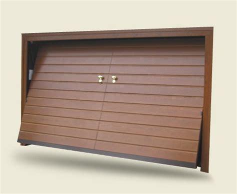 porte box auto porte basculanti per box auto marzini edilizia