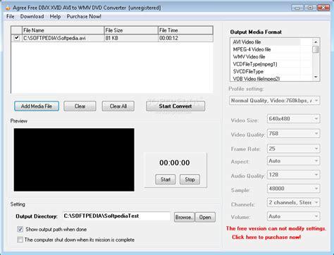 format converter divx agree free divx xvid avi to wmv dvd converter download