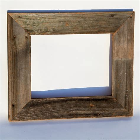 reclaimed wood frames reclaimed wood creations eclectic picture frames by restoration harbor