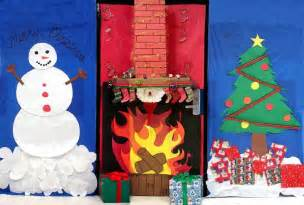 diy christmas tree front door decorations ideas decor for