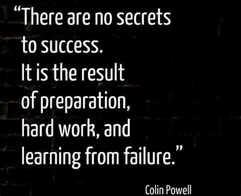 The Seccret Of Success there are no secrets to success quotes business inspiration quotes and business