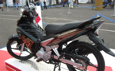 Lu New Jupiter Mx Spesifikasi New Yamaha Jupiter Mx Non Kopling 2011