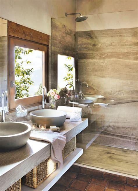 banos pequenos  ducha