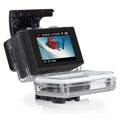 Gopro 3 Plus gopro lcd touch bacpac for 3 3 plus 4 buy and offers on goalinn