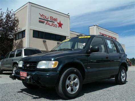 Kia Sportage 4x4 1997 Kia Sportage 4x4 Suv Sold You Sell Auto