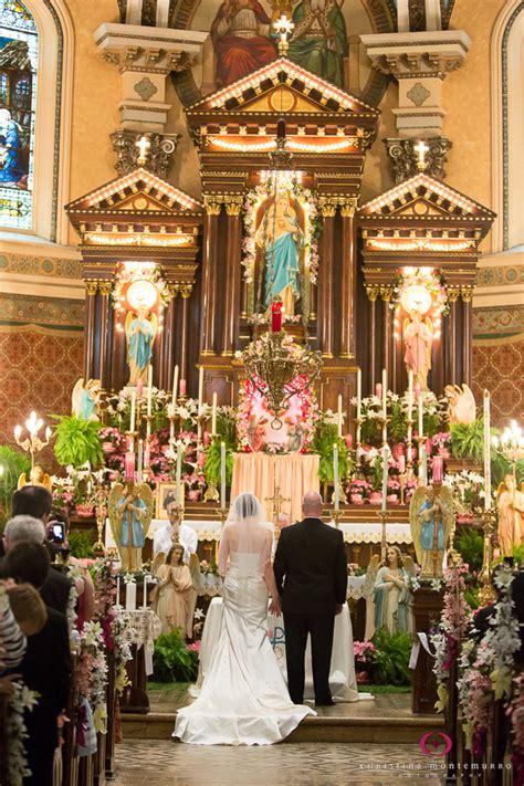 immaculate heart  mary church weddings pittsburgh