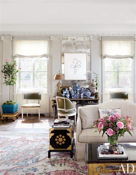 michael s smith traditional living room by michael s smith inc by architectural digest ad designfile home