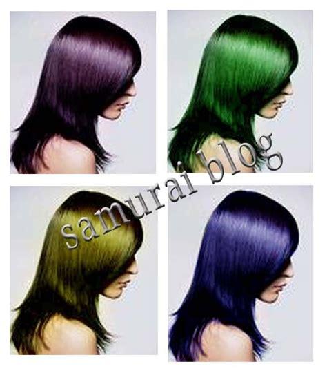 trick  tips mengganti warna rambut  photoshop
