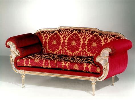 poltrone stile impero divano stile impero iris esposizione artigiani medesi