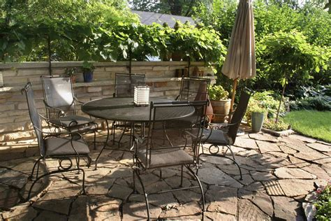 patio area design your own outdoor dining area garden design for living