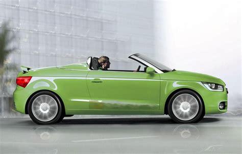 Audi A1 Cabrio photos #2 on Better Parts LTD