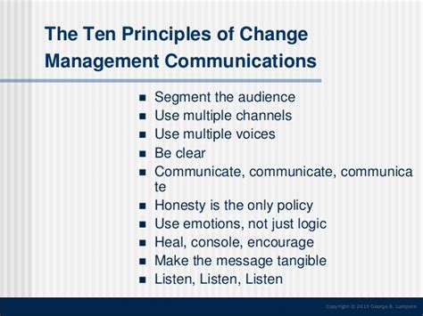 change management communication template change communication strategy